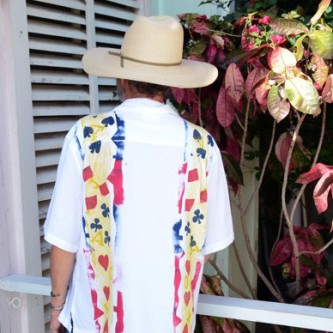 Lucky Vegas Guayabera Shirt