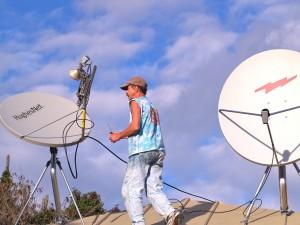 satellite ishes