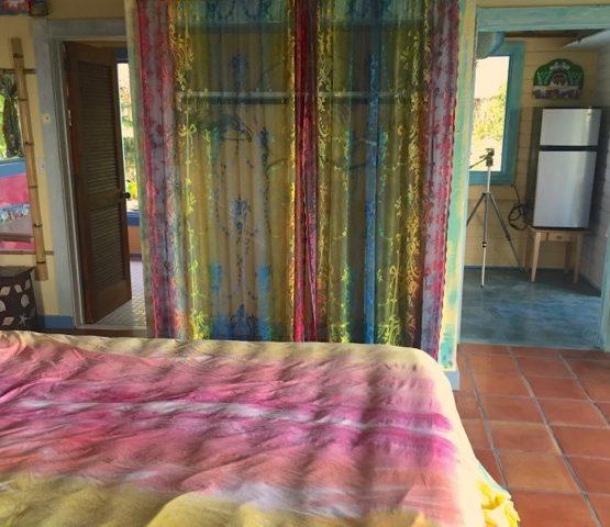 Rainbow Room at Sloop Jones' on the East End of St .John