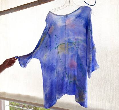 cotton tunic top