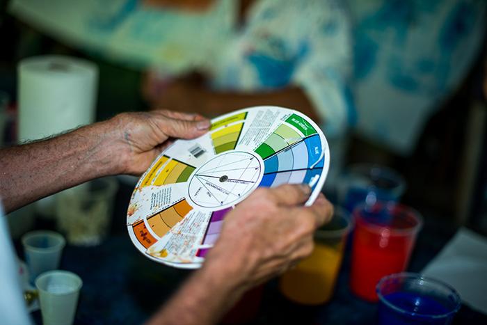 Sloop Jones Workshop Color Wheel