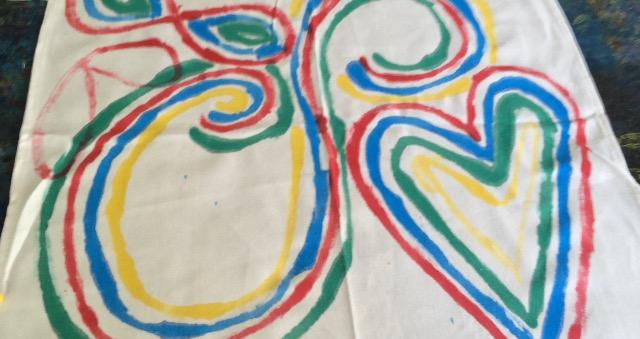 Sloop Jones Workshop Start of Banner with Oopsie