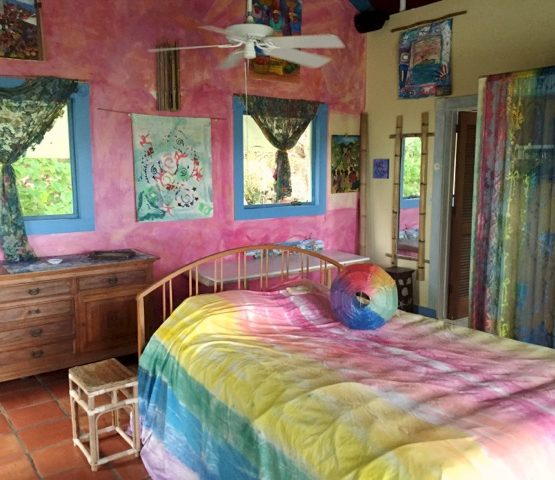 Charmant Stay In The Rainbow Room At The Sloop Jones Studio On St. John